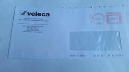414  - VELECA VERANO BRIANZA 26/10/12 - Affrancature Meccaniche Rosse (EMA)