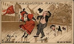 CHROMOS - Pub Pour Chaussures RAOUL à Toulouse - Saint Médard - Sonstige