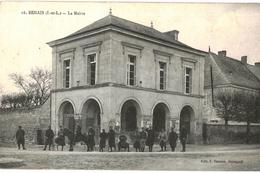 CPA N°396 - BENAIS - LA MAIRIE - France