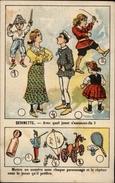 CHROMOS - Pub Pour Médicaments - Devinette - Chromos
