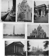 12 Petites Photos Originale Paris Mai 1945  9cmX6cm (Bon Etat) - France