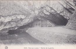 HAN-SUR-LESSE  - Sortie De La Grotte - Edit.: G. Hermans (Anvers) N° 325 - Rochefort