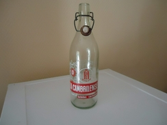 Bouteille Sérigraphiée - LA CAMBRILENSE  - Bebida - 1.0 L - Vide - - Soda