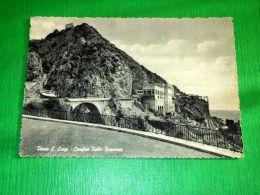 Cartolina Ponte S. Luigi - Confine Italo-Francese 1950 Ca - Imperia