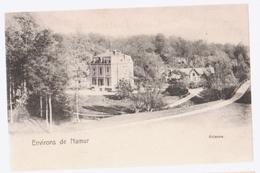 Cpa Rhisnes - La Bruyère