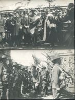 PRINCE OF WALES KING EDWARD 8th BRISBANE AUSTRALIA ROYAL TOUR 1920 - Other Collections