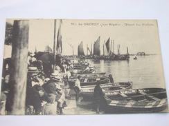 C.P.A.- Le Crotoy (80) - Les Régates - Départs Des Bâchots - 1916 - SPL (A18) - Le Crotoy