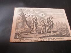 Oud Devotieprentje,edi Cor De Boudt, C Galle - Devotion Images