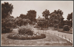 The Morrab Gardens, Penzance, Cornwall, 1948 - Sweetman RP Postcard - Other