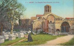 13 - Arles - La Chapelle Saint Honorat (XI ème Siècle) - Arles