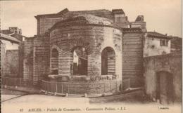 13 - Arles - Palais De Constantin - Arles