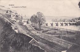 NAMUR - La Citadelle Et La Plante - 1911 - Namur