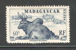 Madagascar 1946,60c,Sc 273,Mint Hinged (SH-10) - Madagascar (1889-1960)