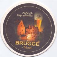 #D52-208 Viltje Brugge Tripel - Sous-bocks
