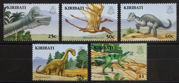 KIRIBATI - 5 TIMBRES NEUFS** - 2006 - FAUNE PREHISTORIQUE - En Parfait Etat - Kiribati (1979-...)