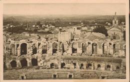 13 - Arles - Vue Générale Prise Des Arènes - Arles