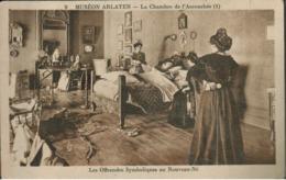 13 - Arles - Museon Arlaten - La Chambre De L' Accouchée - Les Offrandes Symboliques Au Nouveau Né - Arles