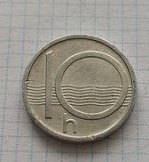 Czech Republic 10 Haleru 1993 - Tchéquie