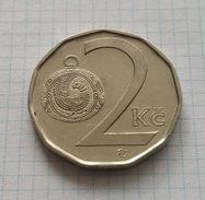 Czech Republic 2 Korun 2001 - Tchéquie