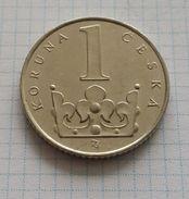 Czech Republic 1 Koruna 1994 - Tchéquie