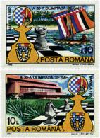 Ref. 30660 * NEW *  - ROMANIA . 1992. 30th CHESS OLYMPIAD IN MANILA. 30 OLIMPIADA DE AJEDREZ EN MANILA - 1948-.... Republics
