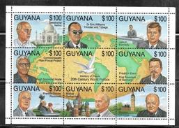 Guyana 1993 SC# 2679 - Guyana (1966-...)