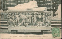 13 - Arles - Musée Lapidaire - Tombeau De Phèdre Et D' Hippolyte - Arles