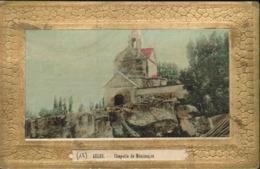 13 - Arles - Chapelle De Montmajor (Encadrement Doré) - Arles