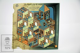Spain 2017 La Abadía Del Crimen (The Abbey Of Crime) TIC Videogame Miniature Sheet - MNH - Juegos