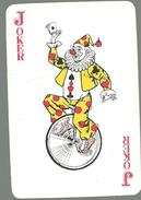 Carte à Jouer : JOKER D´un Côté Et Voiture Ancienne De L´autre - Playing Cards (classic)