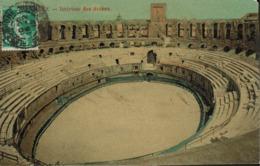 13 - Arles - Intérieur Des Arènes - Arles