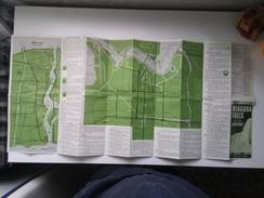 Niagara Falls Map - Carte Stradali