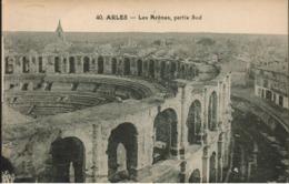 13 - Arles - Les Arènes - Partie Sud - Arles