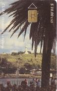 Nº 047 TARJETA DE CUBA DE EL CRISTO DE LA HABANA - Cuba