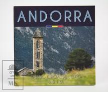 Andorra 2016 -  Official Coin Set  - 8 Coins Set: 1 Cent - 2 Euros - New - Andorra
