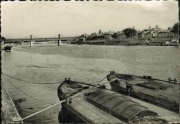 13 - Arles - Le Rhône (CPSM) - Arles