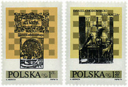 Ref. 30657 * NEW *  - POLAND . 1974. 10th INTERNATIONAL CHESS CHAMPIONSHIP IN DUBLIN. 10 CAMPEONATO INTERNACIONAL DE AJE - 1944-.... Republic