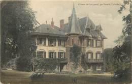 CHATEAU DE LONGUEVAL - PAR DOZULE - France