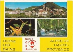 LOT DE 12CARTES SUR DIGNE DEPARTEMENT 04 - Cartes Postales