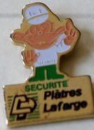 N  184 )..........SECURITE   ....PLATRE  LAFARGE - Sonstige