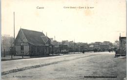 14 - CAEN --  Gare Ouest - Caen à La Mer - Caen