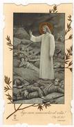 V° Benoît XV Ego Sum Resurrectio Et Vita Militaria Soldats Trompette Fusil Tambour IMAGE PIEUSE HOLY CARD SANTINI HEILIG - Devotion Images