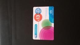 GREECE PREPAID CARD 13 EURO  07.2012. TIRAGE 7.000 - Greece