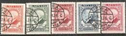 Lettonia 1928 Usato - Mi. 124/28 - Lettonia