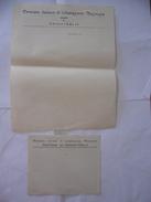 WW2 COMITATO ITALIANO DI LIBERAZIONE NAZIONALE ESANATOGLIA MARCHE ANPI CLN BUSTA+LETTERA - Libri