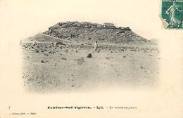 Ref U412- Algerie - Extreme Sud Algerien -igli -nouveau Poste - Edit Geiser Photo Alger - Carte Bon Etat - - Algérie