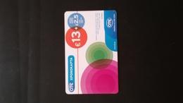 GREECE PREPAID CARD 13 EURO  04.2012. TIRAGE 5.000 - Greece