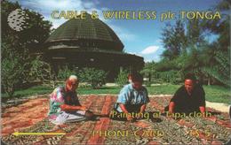 Tonga - GPT - TON-1 - 1CTGA - MINT - Tonga
