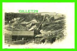 SHAWINIGAN FALLS, QUÉBEC - THE WATER POWER OF SHAWANIGAN FALLS - PINSONNEAULT, ÉDITEUR - CIRCULÉE EN 1907 - - Trois-Rivières