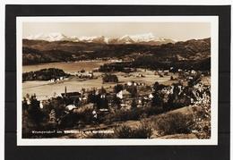 ZAK602  POSTKARTE JAHR 1938  KRUMPENDORF Am WÖRTHERSEE UNGEBRAUCHT Siehe ABBILDUNG - Pörtschach